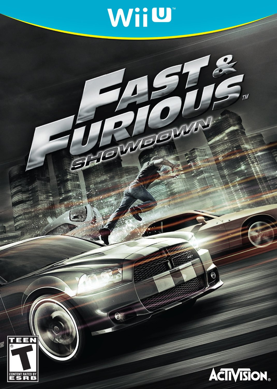 Amazon.com: Fast & Furious: Showdown - Nintendo Wii U ...