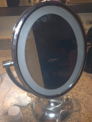 My mother's Professional Grade Makeup Mirror