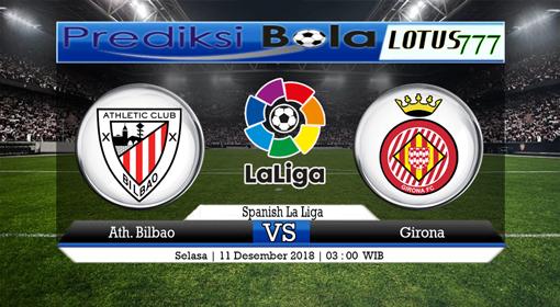 PREDIKSI SKOR Ath. Bilbao vs Girona 11 DESEMBER 2018