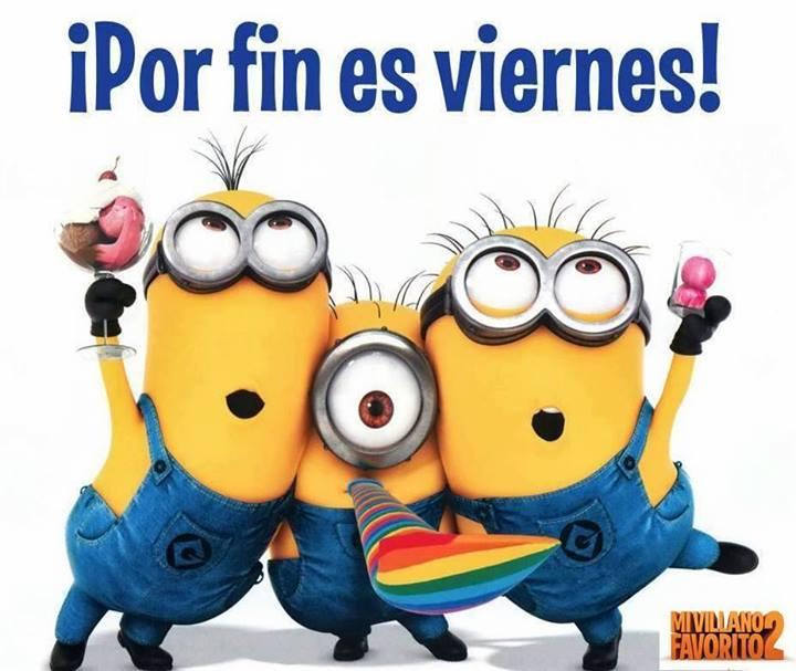 Imagenes Y Frases Facebook Frase Del Dia Por Fin Es Viernes