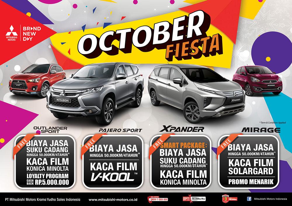 Promo Fiesta Mitsubishi Bintaro