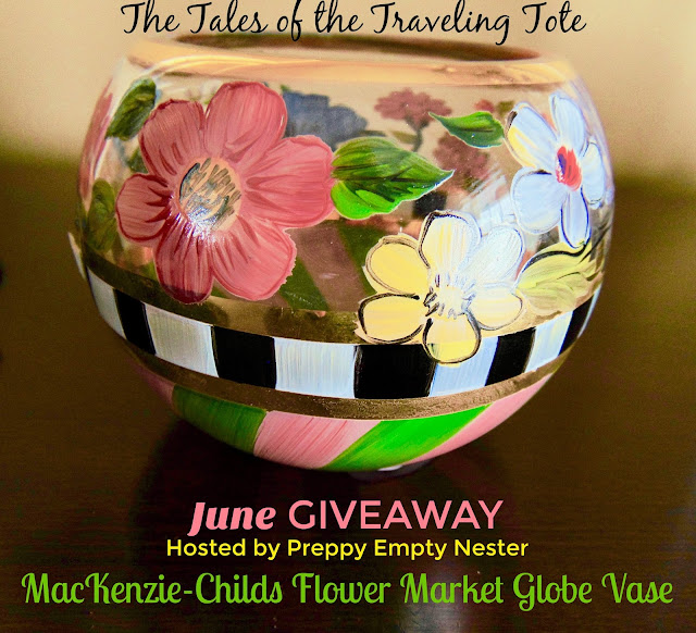 Tales of The Traveling Tote Giveaway