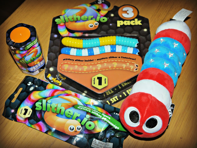 Slither.io Toy Range