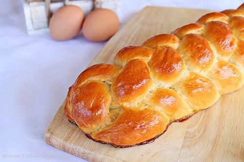 Challah Bread - Roxana's Home Baking