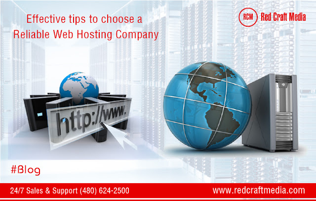Effective tips to choose a Reliable Web Hosting Company