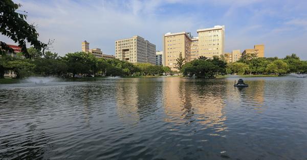 台中南區|中興大學|中興湖環湖生態|校園建築風光