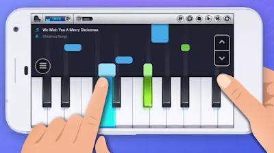 imparare pianoforte android