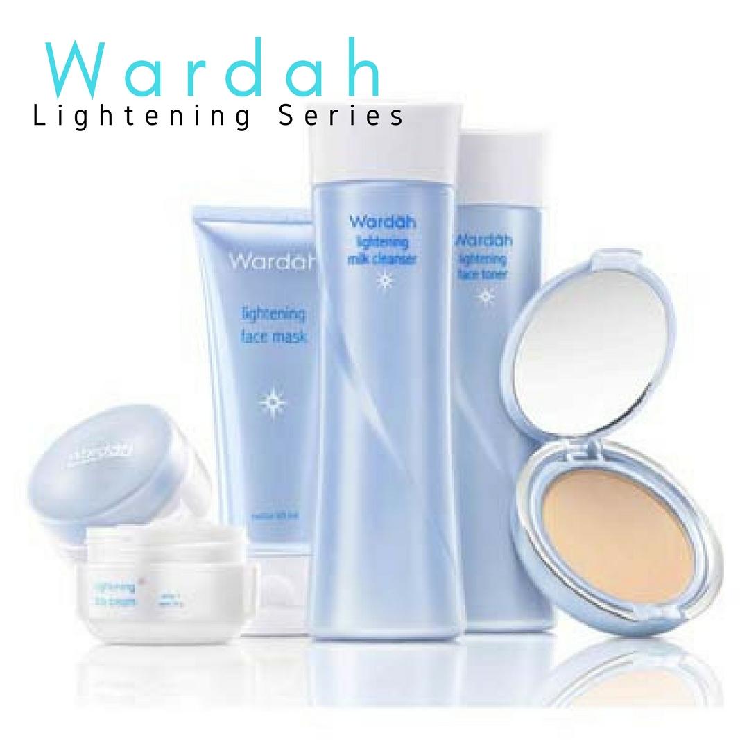 Katalog Wardah 2018 Terbaru Lightening Series Face Mask