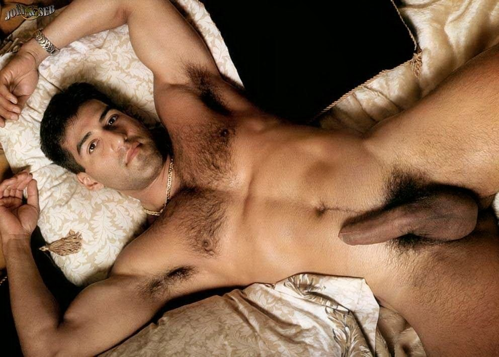hot naked middle eastern men