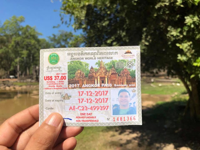 Siem Reap Angkor Pass Rates Prices 2019