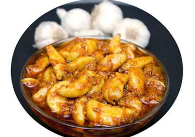 garlic pickle recipe in urdu