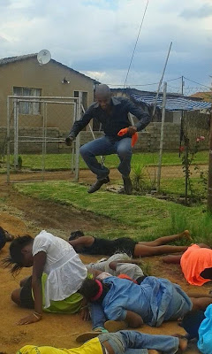 Ackcity News: PHOTOS: South African Pastor Strips Members