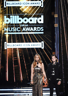 Watch Celine Dion perform The Show Must Go On and her emotional Speech at The 2016 Billboard Music Awards now at JasonSantoro.com