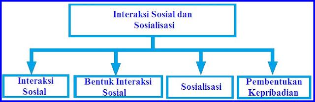 Pengertian Interaksi Sosial dan Sosialisasi