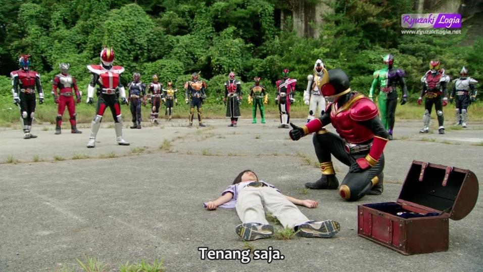 [Special] Kamen Rider Wizard Episode 52&53 Subtitle Indonesia