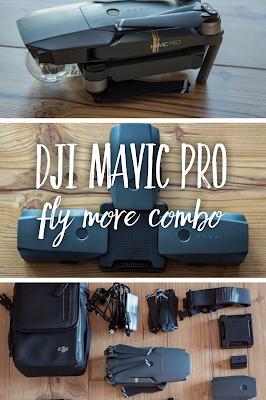 DJI Mavic Pro - Fly More Combo | Ideale Drohne für unterwegs | Kompakter Quadcopter für die Tasche | Kameraeinstellungen und erste Erfahrungen