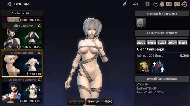 Screenshot of Foxynite Mod Apk 03