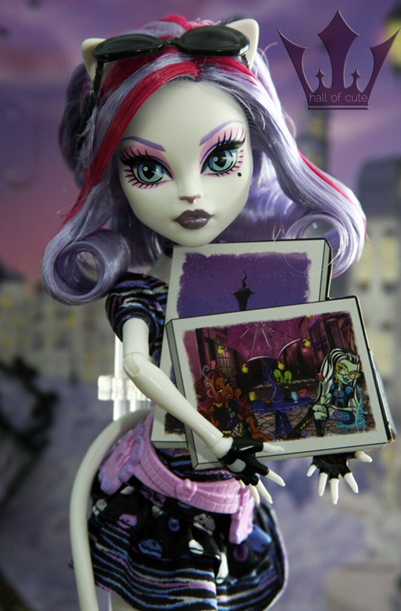 Catty Noir and Catrine DeMew on Pinterest | Monster High ... - photo#47