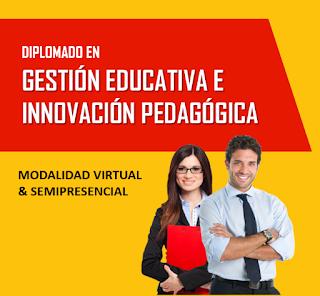 III GRUPO - DIPLOMADO EN GESTIÓN EDUCATIVA E INNOVACIÓN PEDAGÓGICA