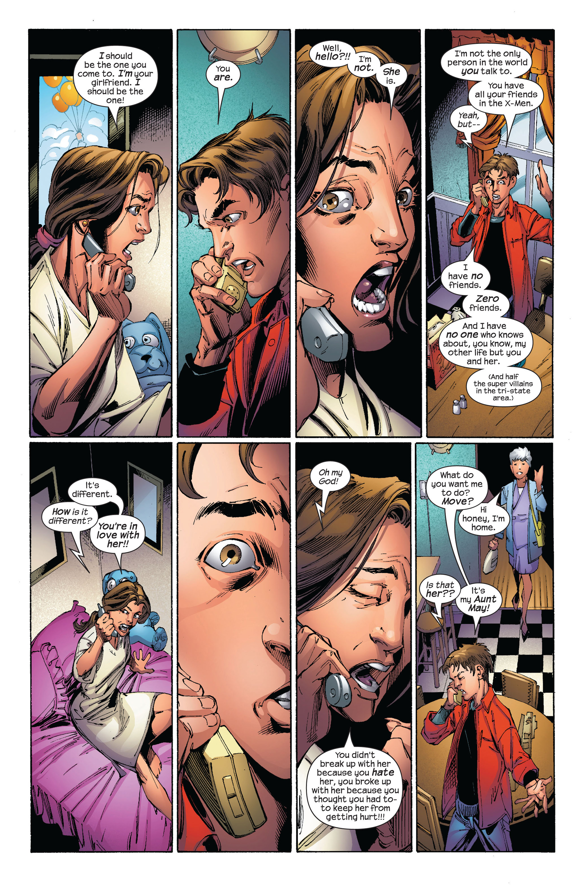 Read online Ultimate Spider-Man (2000) comic -  Issue #97 - 5