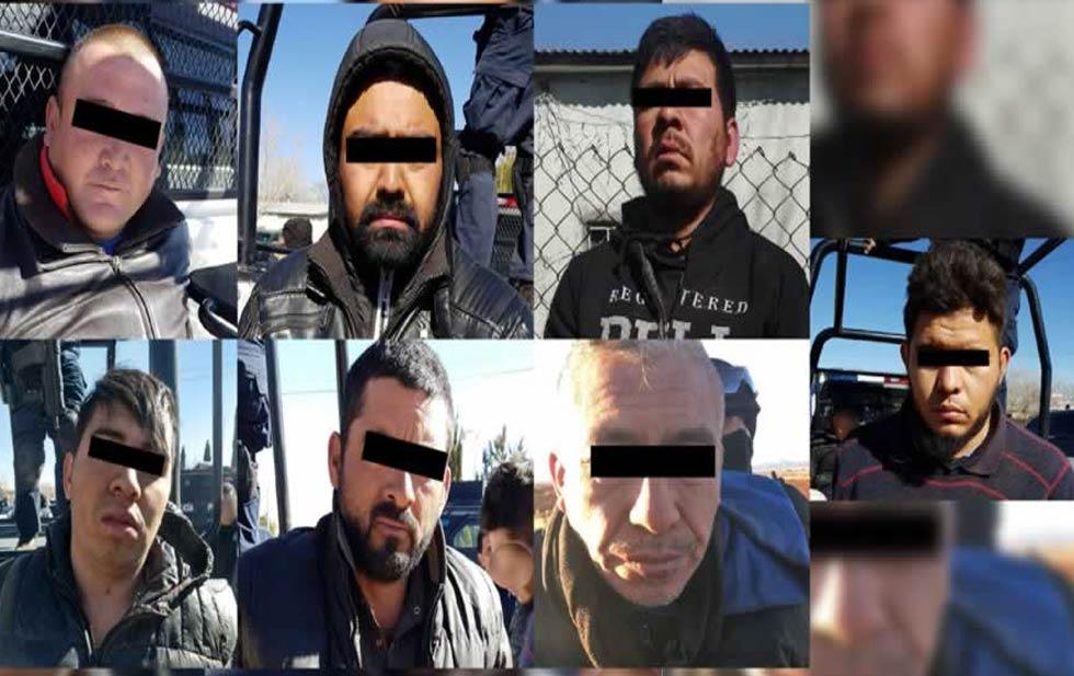"""Liberan a siete sicarios que se enfrentaron a Federales y Estatales...la impunidad los """"motiva"""" a seguir delinquiendo"""