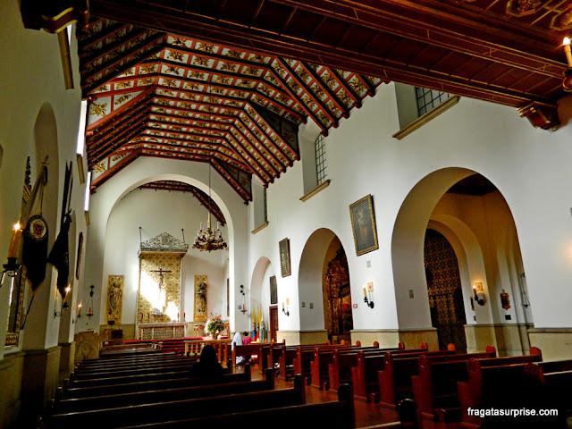 Igreja de Veracruz - Panteão Nacional da Colômbia, Bogotá