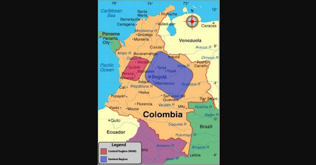 Kopi Kolombia di Tahun 1500-an