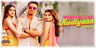 MUMBAI DILLI DI KUDIYAAN-LYRICS-STUDENT OF THE YEAR 2 Image