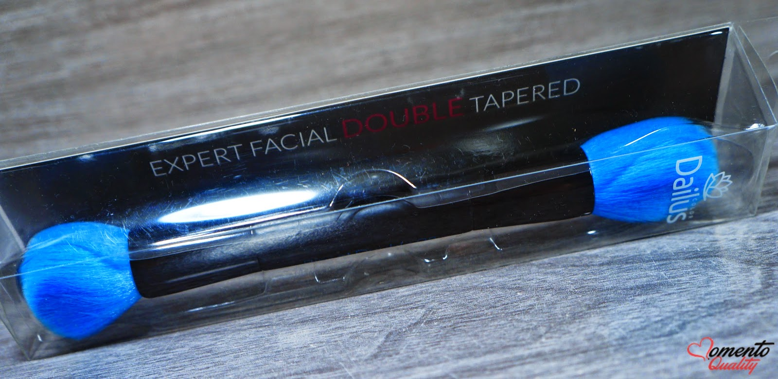 Pincel Double 08 Expert Facial e Tapered Dailus