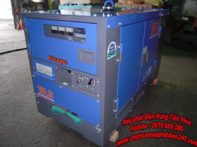 Máy phát điện Denyo 15kva