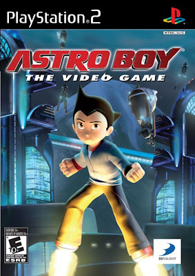 Astro Boy: The Video Game (PS2) 2009