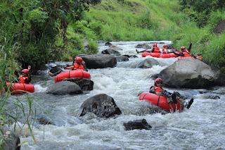 river tubing sesaot