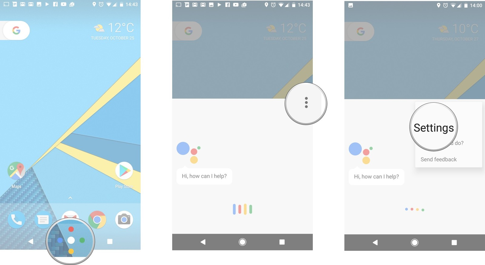 how to use drive with google assistant