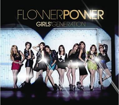 Girls\' Generation – Flower Power