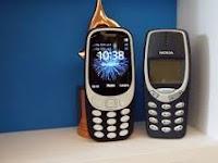 Penampakan Nokia 3310 Versi 2017