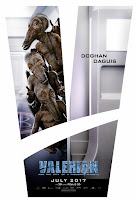 Valerian and the City of a Thousand Planets Movie Poster 5 Doghan Daguis