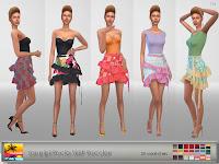Laupipi Rocio Skirt Recolor