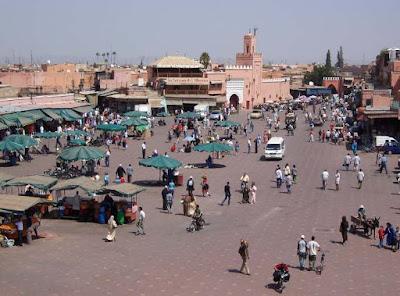 Mosque of El Fna - جامع الفنا