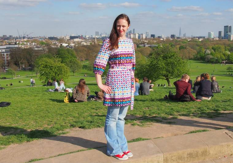 Butterflies on Primrose Hill: Over 40 Style In London