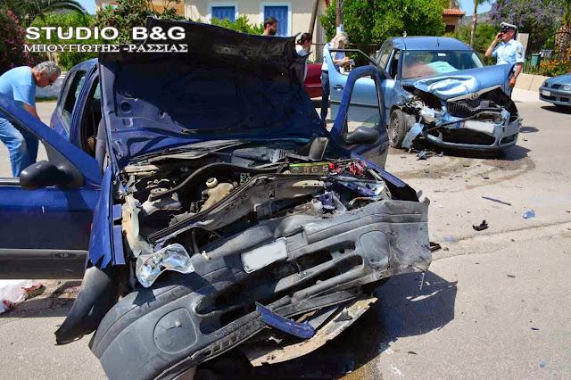 Οριακή πτώση τον τροχαίων ατυχημάτων στην Πελοπόννησο τον Ιούνιο