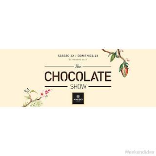 The Chocolate Show 22-23 settembre Milano