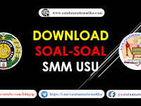 Download Soal SMM USU (Universitas Sumatera Utara)