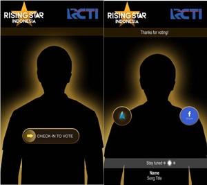 Cara Voting Rising Star Indonesia 2017