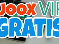 2 Cara VIP Joox Selamanya Permanen Gratis Tanpa Bayar
