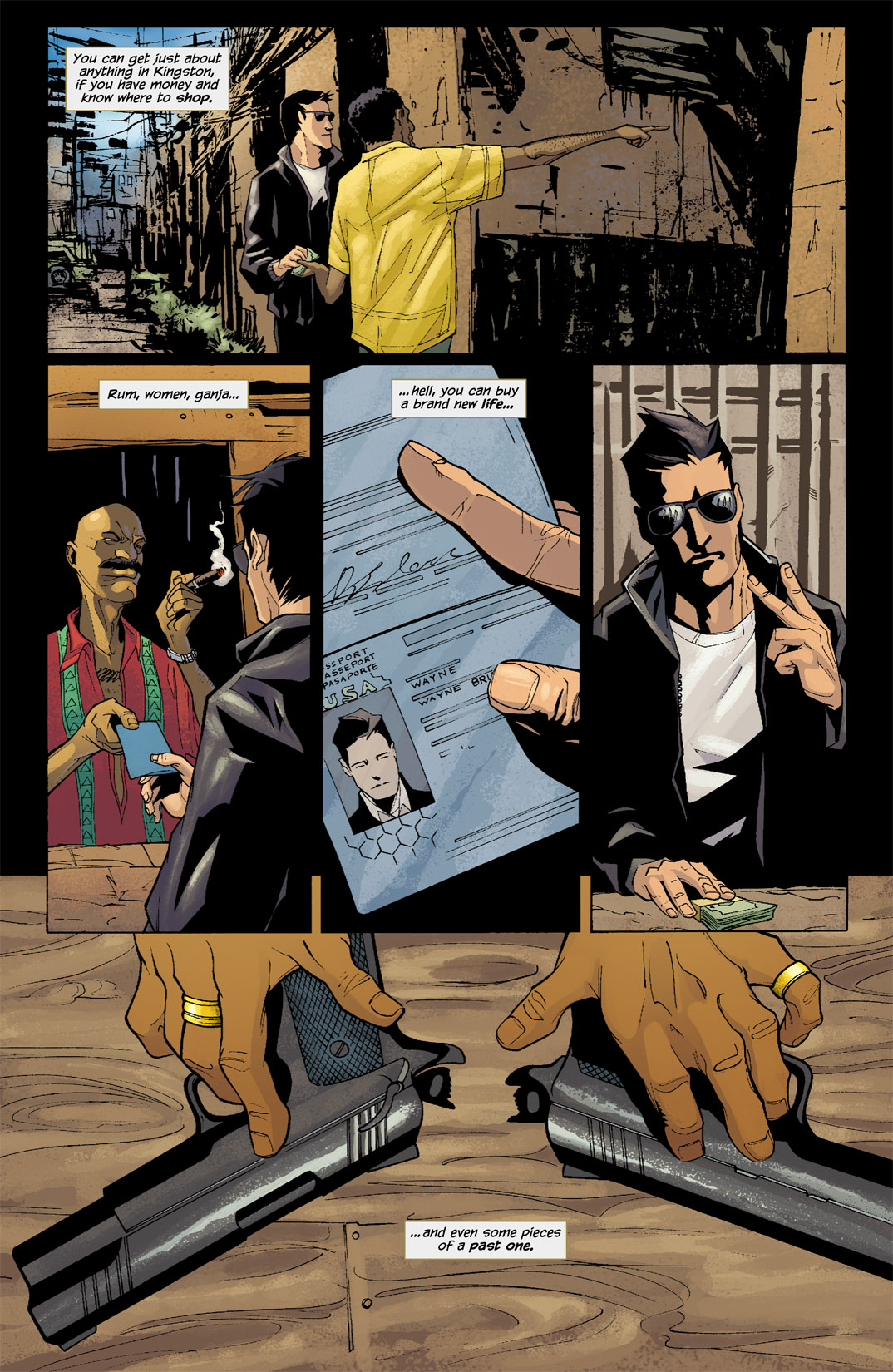 Detective Comics (1937) 852 Page 12