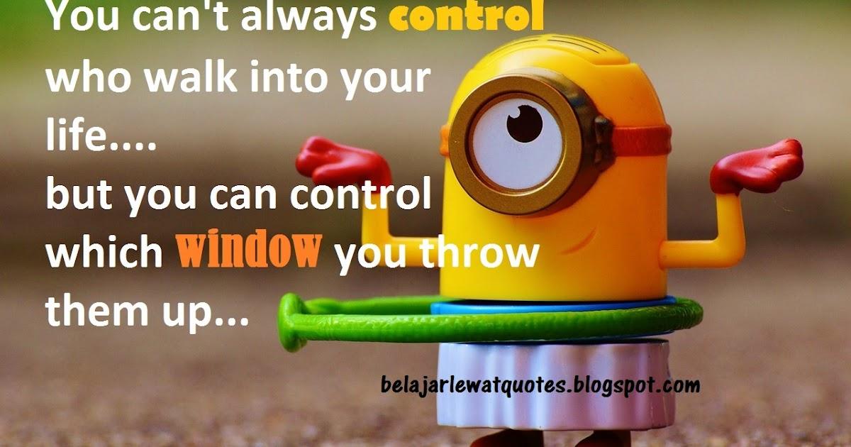 Belajar kehidupan lewat quotes kamu gak bisa mengontrol - Apa itu walk in closet ...