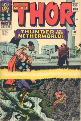 Thor #130, Pluto