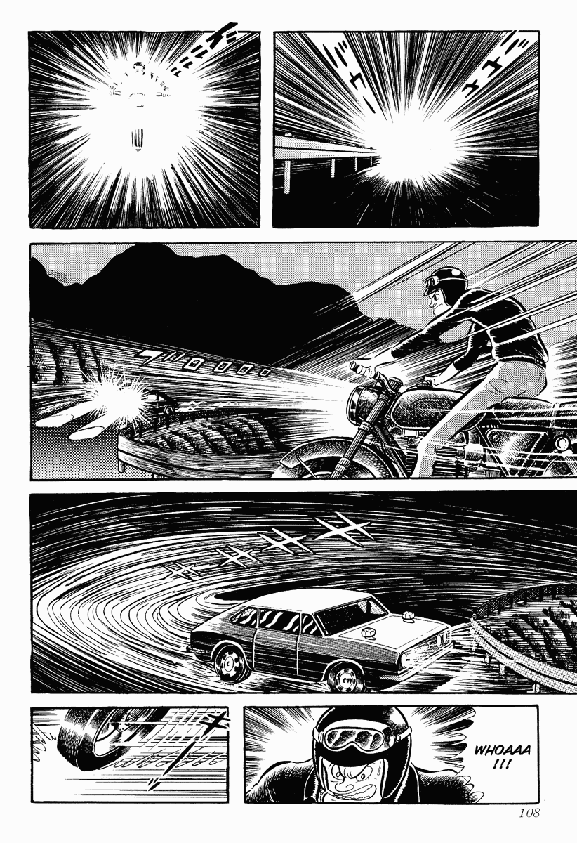 DevilMan chapter 8.1 trang 10