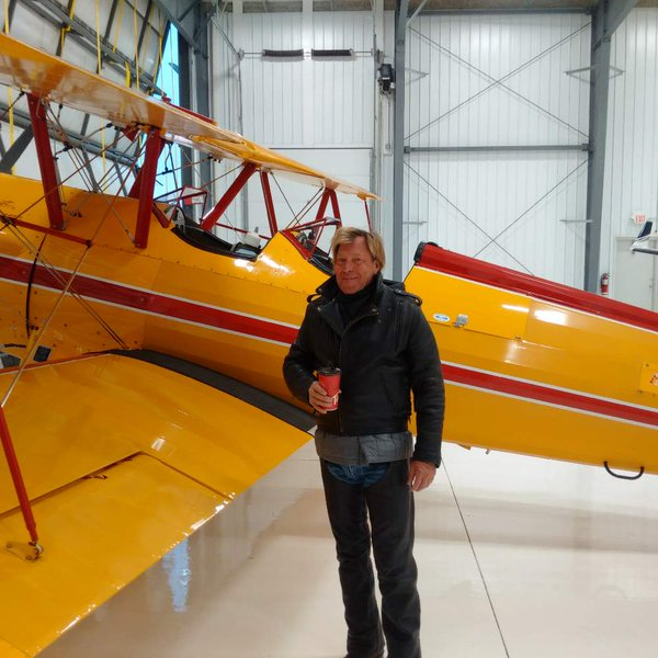 MEC&F Expert Engineers : Pilot killed after a Boeing A75N1