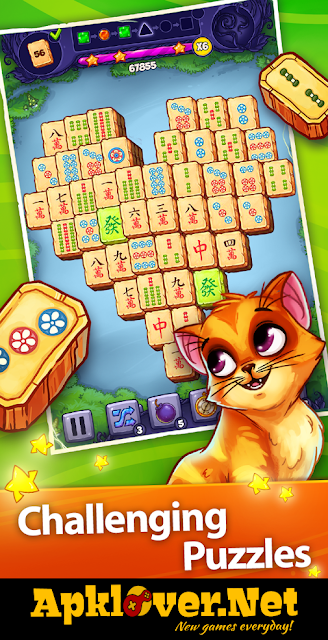 Mahjong Treasure Quest MOD APK unlimited money